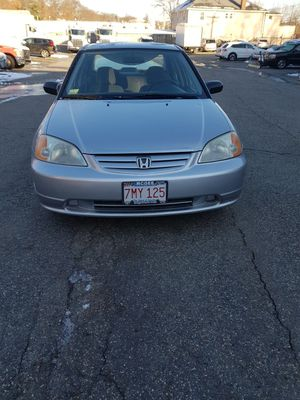 CIVIC LX 2001 for Sale in Melrose, MA