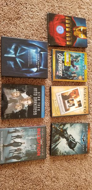 Misc Blurays + DVDs for Sale in Melbourne, FL