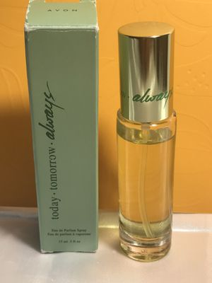 Avon Today Tomorrow ALWAYS Perfume Women 1.7 oz Eau de Parfum Spray 96% Full for Sale in Odessa, TX