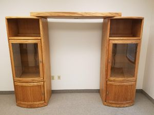 Solid Wood Entertainment Surround for Sale in Strongsville, OH
