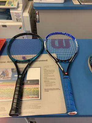 Tennis rackets seven total for Sale in Phoenix, AZ