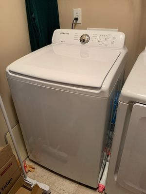 Samsung washer/dryer set 1 year old. Perfect working condition for Sale in Clarksville, TN