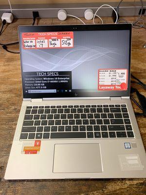 HP EliteBook business laptop for Sale in Brandon, FL