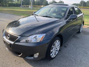 2008 Lexus Is250 AWD for Sale in Providence, RI
