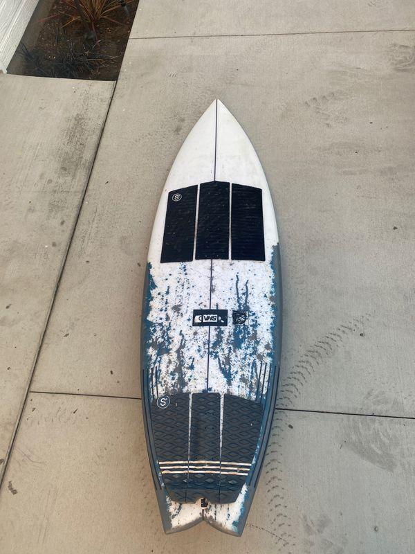 VHS surfboard