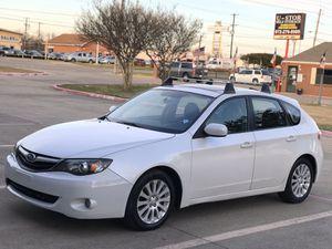 2011 Subaru Impreza Premium 4x4 for Sale in Garland, TX