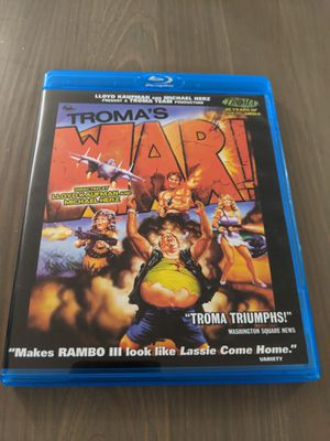 Troma's War BluRay for Sale in Los Angeles, CA