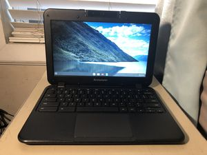 "Lenovo 11.6"" ChromeBook for Sale in Visalia, CA"