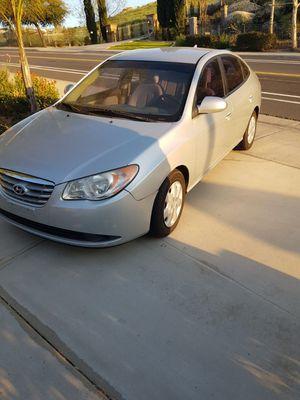 Hyundai elentra 2010 (obo) for Sale in Moreno Valley, CA
