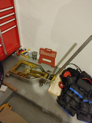 Motorcycle or low profile car Jack for Sale in Hillsboro, OR