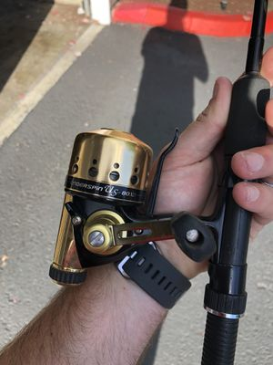 Fishing rod and reel for Sale in Portland, OR