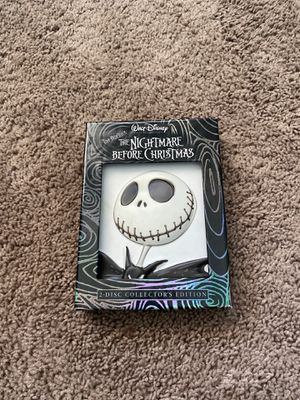 Nightmare before Christmas 2-Disc collectors edition for Sale in Gilbert, AZ