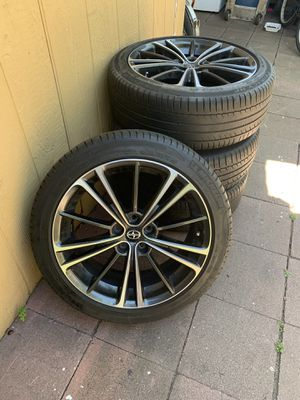 Tires good condition for Sale in Oakland, CA