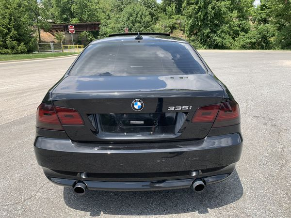 2008 BMW 335i TWIN TURBO SPORT COUPE