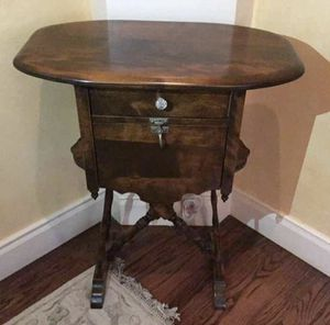 Antique Barley Twist Smoking Table for Sale in Lakewood, CO