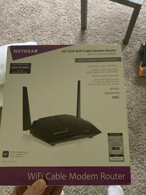 WiFi Router for Sale in Milwaukie, OR