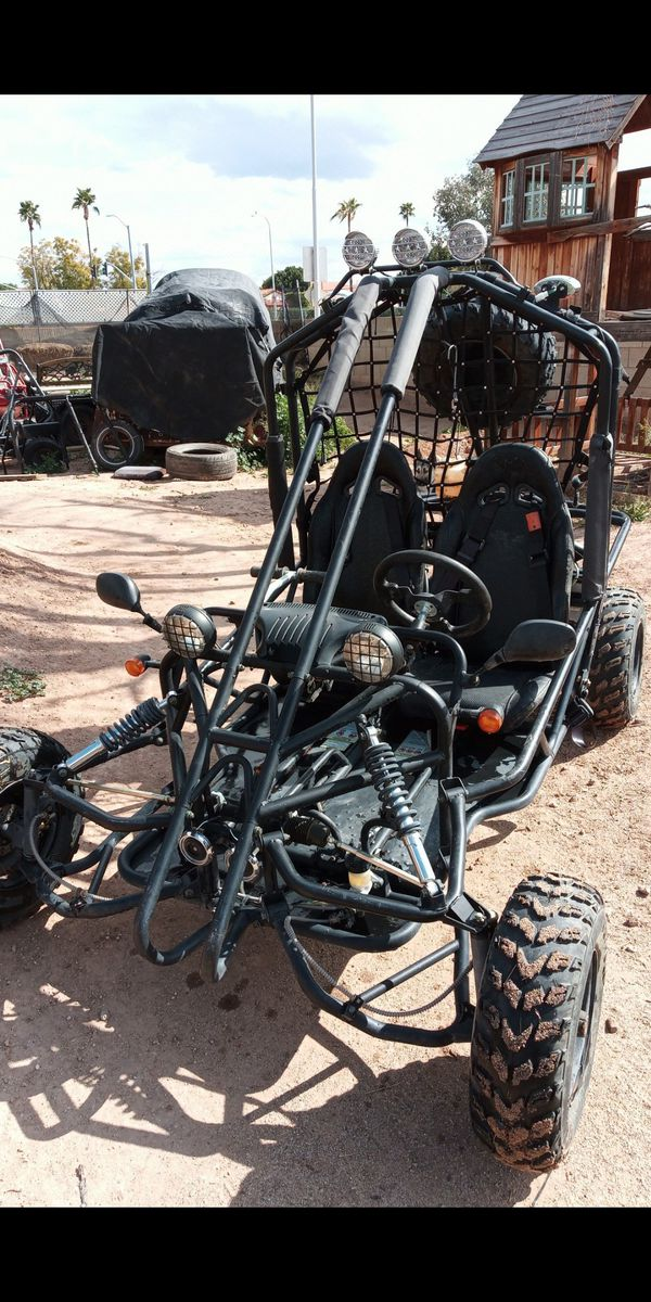 Dongfang model DF 200 GKD 200cc go-kart go cart sand buggy rail for Sale in  Glendale, AZ - OfferUp