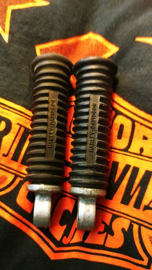 $12 Harley Davidson Foot Pegs for Sale in Grove City, OH