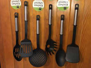 Kitchen Utensils, set of 6 for Sale in Sacramento, CA
