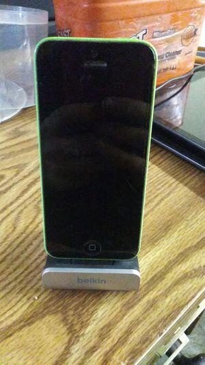 Iphone 5c for Sale in Santa Clarita, CA