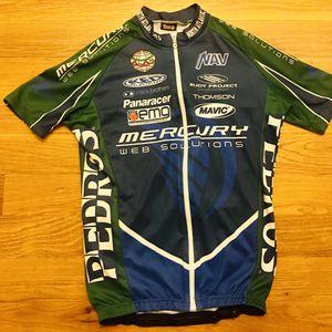 Road bike mountain bike jersey size medium for Sale in Las Vegas, NV