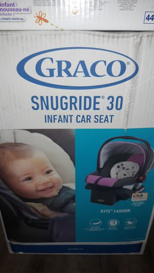 Graco INFANT CAR SEAT BRAND NEW!! for Sale in Kansas City, KS