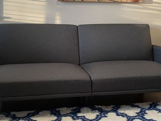Grey futon brand new never used. Room essentials. for Sale in Des Plaines,  IL