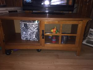 TV media stand for Sale in Columbus, OH