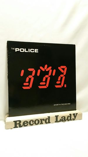 """The Police """"Ghost In The Machine"""" vinyl record Rock for Sale in San Diego, CA"""