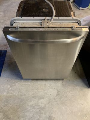 GE stainless steel dishwasher for Sale in North Bend, WA
