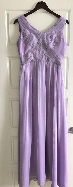 Lilac Bridesmaid / Formal Dress/ Prom Dress/ Wedding guest/ Party Dress (Medium) for Sale in Chula Vista, CA