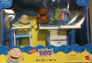 New Nickelodeon Rugrats Baby Dil's World for Sale in Vallejo, CA