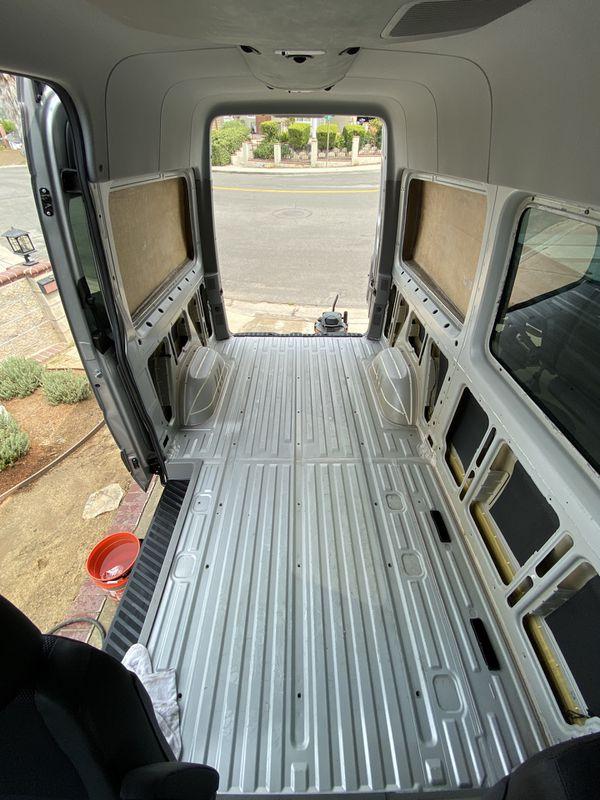 Sprinter Van Ceiling panels