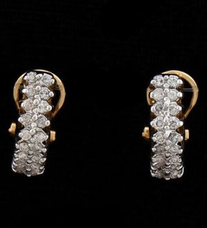 Alwand Vahan 14K Gold Earrings for Sale in Hyattsville, MD