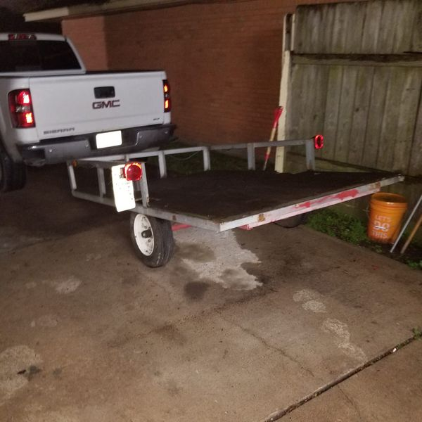 Utility trailer/traila