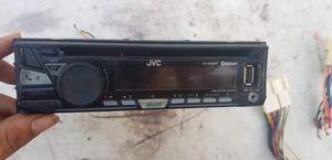 Jvc KD-sr83bt cd Bluetooth aux USB Pandora radio for Sale in Houston, TX