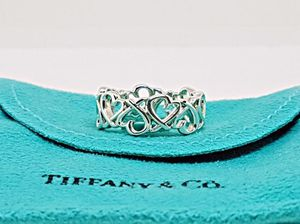 Tiffany & Co Sterling Silver Ring Size 6 for Sale in Brooklyn, NY