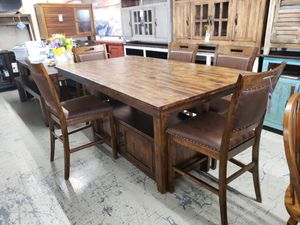 Dining set for Sale in Mustang, OK