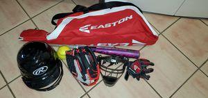 Easton softball for Sale in Florida City, FL