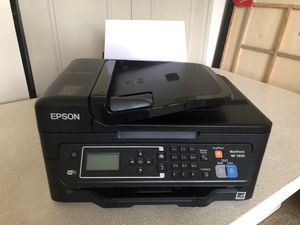 Epson WorkForce WF-2750 All-in-One Wireless Color Printer/Copier/Scanner/Fax Machine for Sale in Sayreville, NJ
