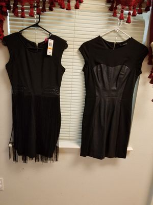 Womens 2 pcs black dress for Sale in Joint Base Pearl Harbor-Hickam, HI