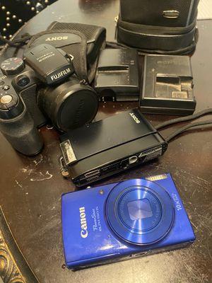 Digital cameras for Sale in Rancho Cucamonga, CA