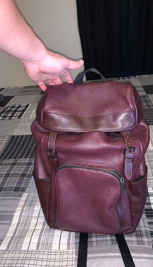 Coach Men Henry Backpack for Sale in Fort Myers, FL