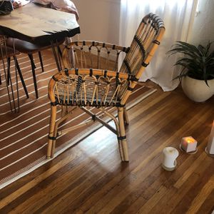 Article Rattan Dining Chairs (indoor/outdoor) for Sale in Oakland, CA