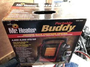 Portable heater for Sale in Stratford, CT