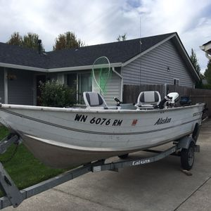 15' Alaskan Smoker Craft for Sale in Battle Ground, WA