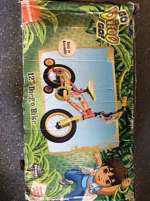 """Bike 12"""" Diego ages 3+ for Sale in Riverside, CA"""