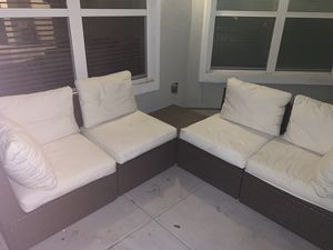Outdoor Patio Furniture / Chair / Table / Balcony Set for Sale in Tempe, AZ