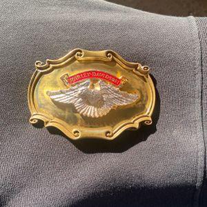 Harley Davidson Belt Buckle for Sale in Fort McDowell, AZ