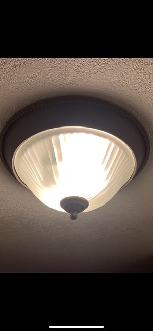 Light Fixtures-3 pack for Sale in Tualatin, OR